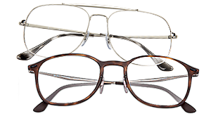 c5d330d8cc95b Try on the wide selection of Ray-Ban eyeglass frames and sunglasses at our  office in Longmont